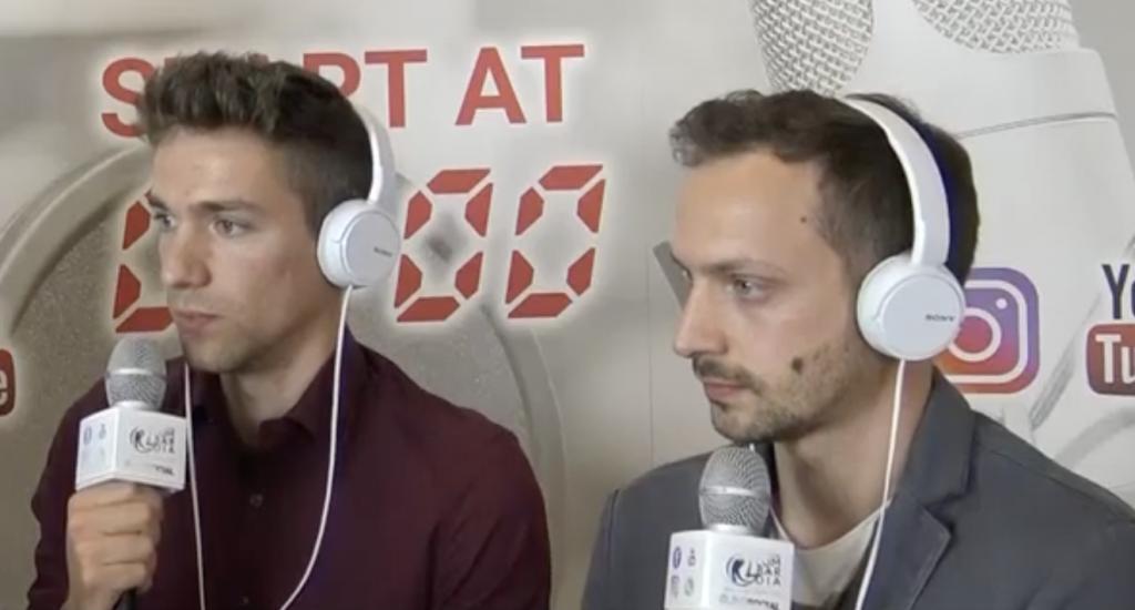 Luca Faccin speaker radio 2019
