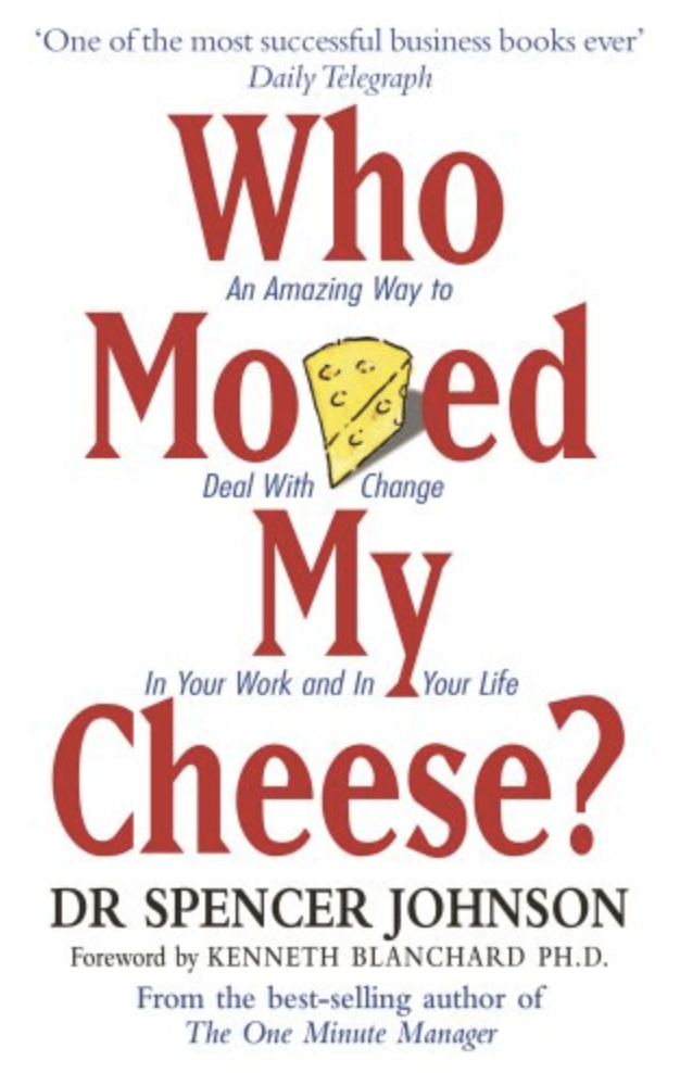 libro-who-moved-my-cheese